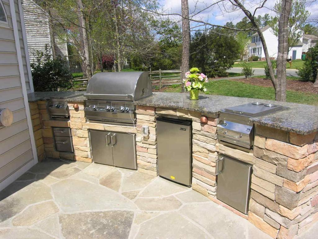 WOW Factor: Outdoor Kitchens | Omaha Landscaping Company | Arbor ...