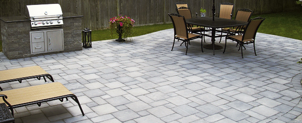 Installing Paver Patios In The Fall | Arbor Hills Landscaping | Omaha