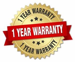 1 Year Landscaping Warranty