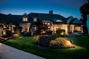 Landscape Lighting design Omaha