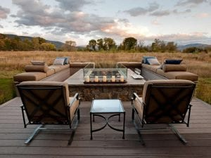 Fire pit designs Omaha