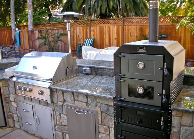 Outdoor kitchen omaha landscaping company arbor hills for Outdoor kitchen cost estimator