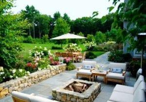 Out door living landscape designer omaha