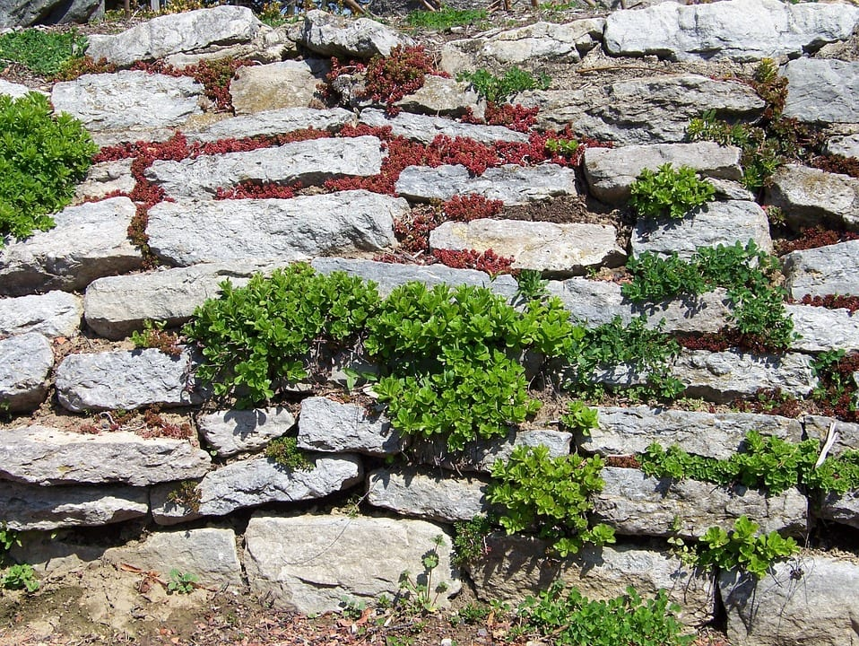 Using Large Rocks In Landscaping