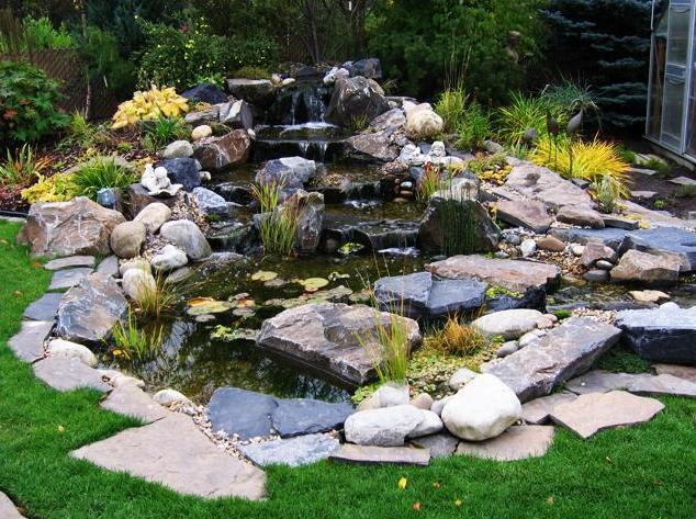 Landscaping Water Features Ideas
