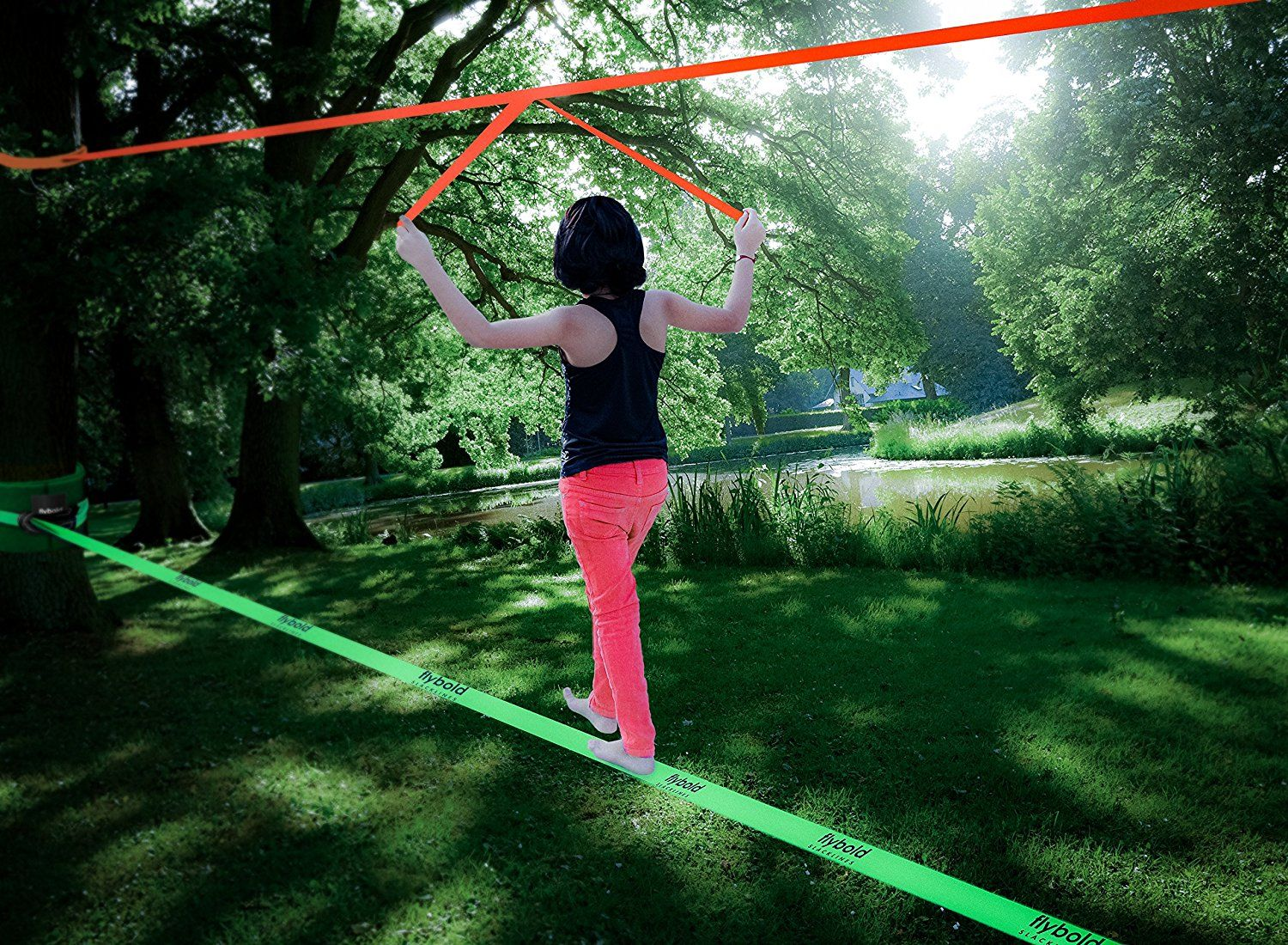 Is Slacklining Bad for Trees?